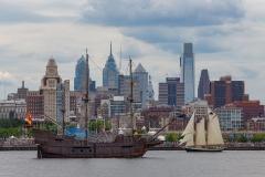 Philadelphia-El-Galeon-Andalucia-Tree-of-life-tall-ship
