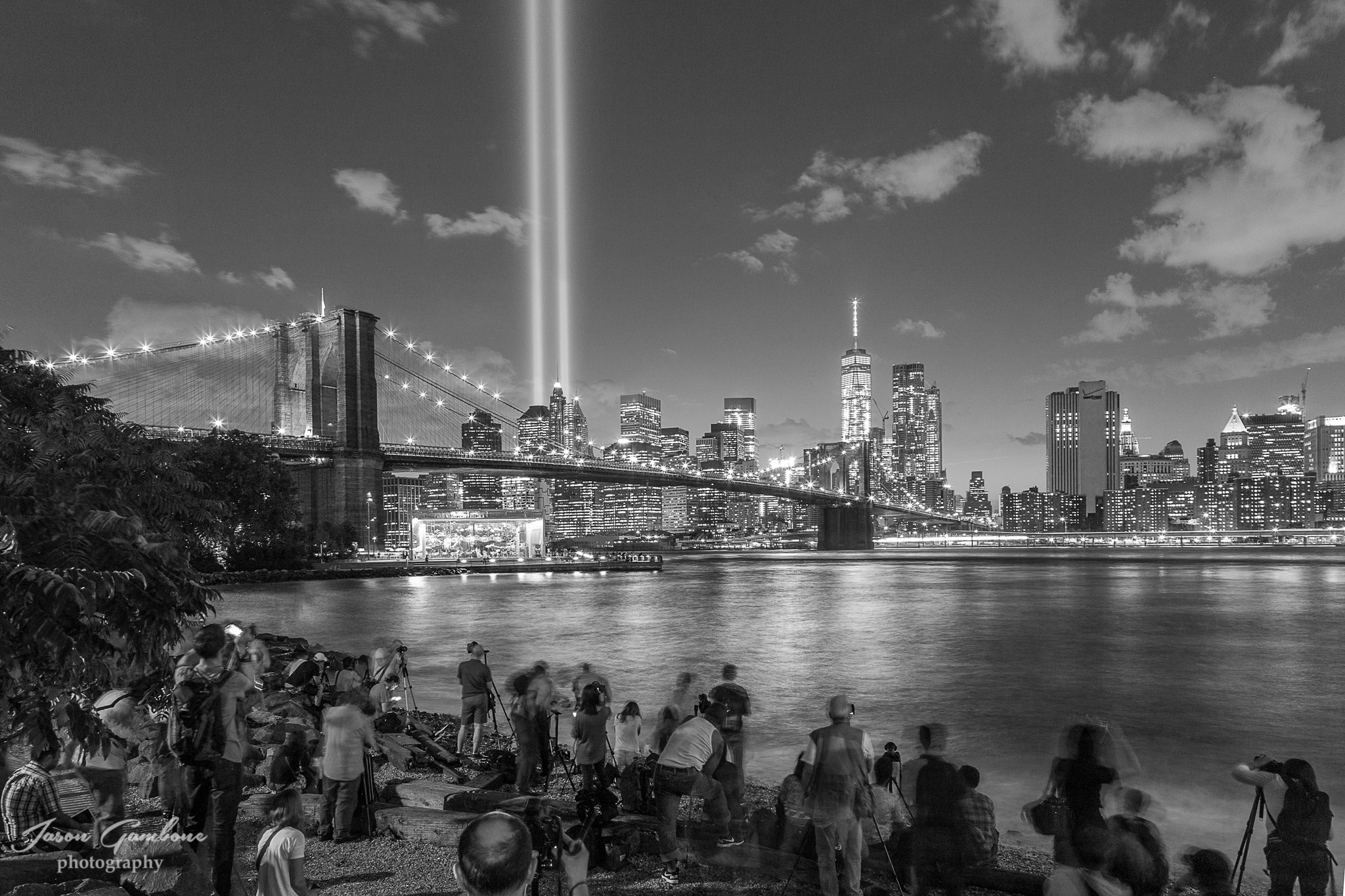September 11th Light Memorial, New York City