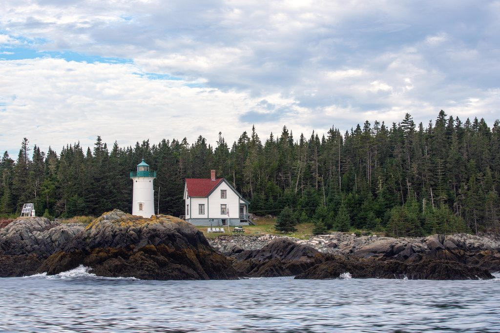 The Little River Lighthouse
